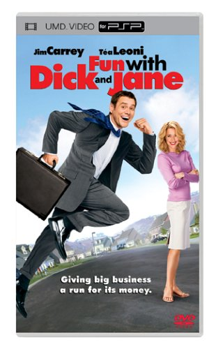 Fun With Dick & Jane  DVD