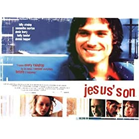Jesus' Son, Wall Poster, 40x30