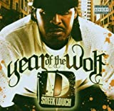 Pochette de l'album pour Year of the Wolf
