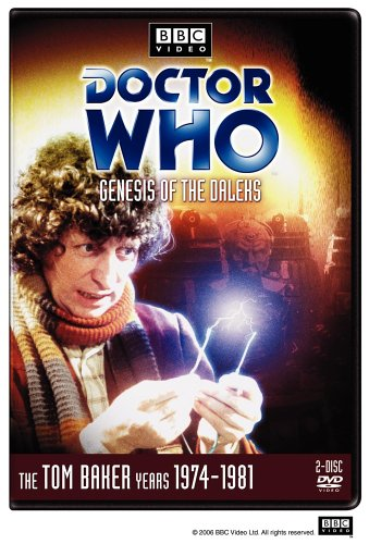 Book Doctor Who: Genesis of the Daleks
