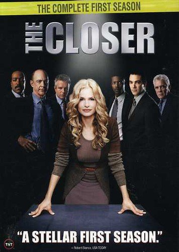 The Closer - The Complete Season 1 DVD