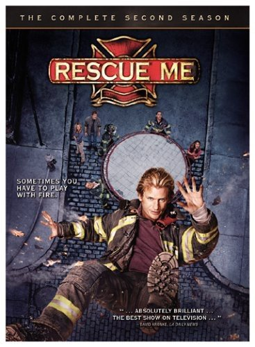 Rescue Me - Season 2 DVD
