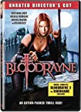 Bloodrayne (Unrated Director\'s Cut)(DVD ROM game is included)