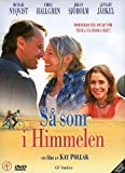 View product details of As It Is in Heaven - Så som i Himmelen at Amazon [ NON-USA FORMAT, PAL, Reg.2 Import - Sweden ]