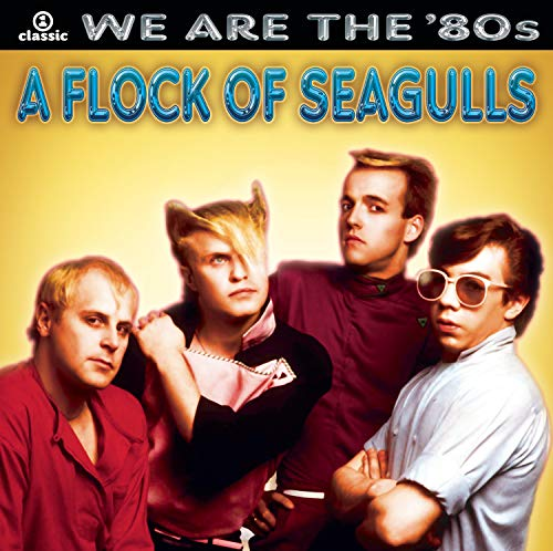 A Flock of Seagulls - We Are the