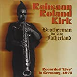 Cubierta del álbum de Brotherman in the Fatherland