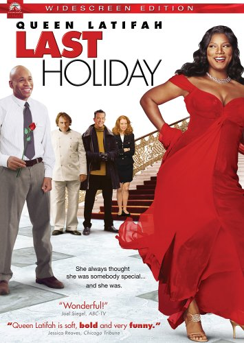 Last Holiday  DVD