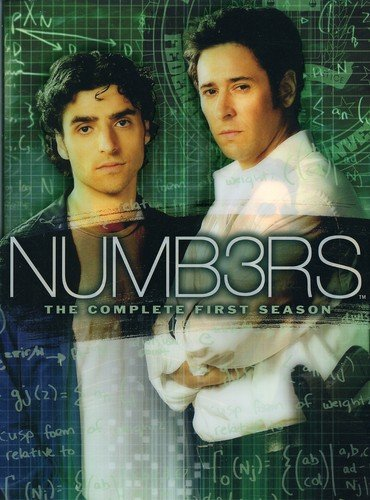 Numb3rs - The Complete First Season DVD