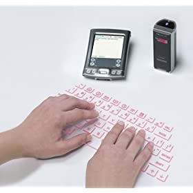 Laser Projection Keyboard (Celluon)