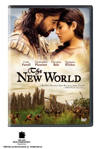 The New World DVD