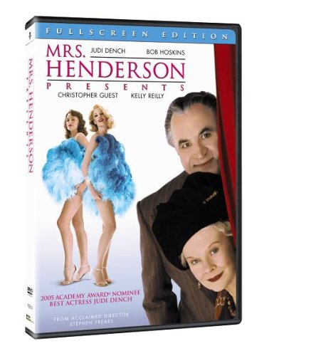 Mrs. Henderson Presents DVD