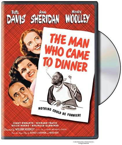 The Man Who Came to Dinner cover
