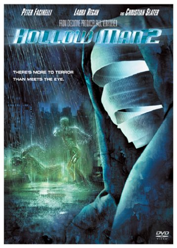 Hollow Man 2 DVD