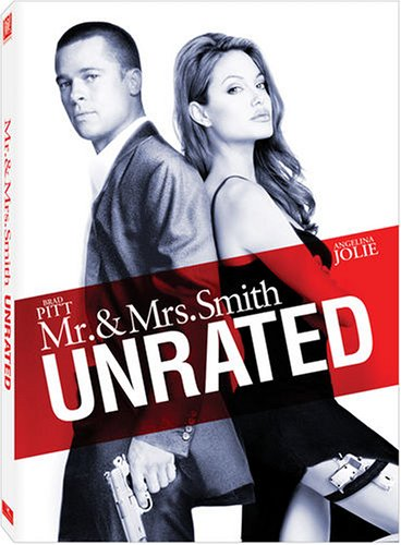 Mr. & Mrs. Smith: Unrated  DVD