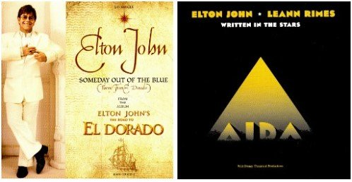 Elton John - Out Of The Blue - Zortam Music