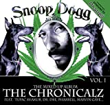 Skivomslag för The Chronicalz, Vol. 1: The Mixed Up Album