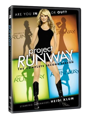 Project Runway - The Complete Second Season DVD