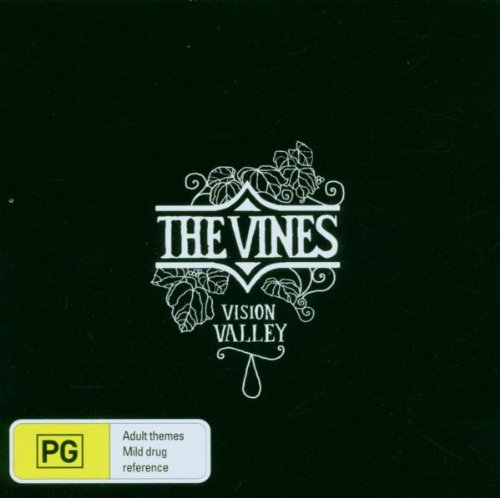 The Vines - Vision Valley Limited Edition - Zortam Music