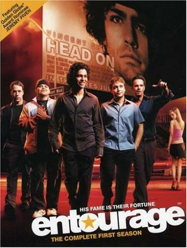 Entourage - The Complete First Two Seasons DVD