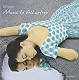 Album cover for Music to Fall Asleep