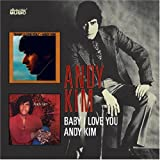 Cubierta del álbum de Baby I Love You/Andy Kim