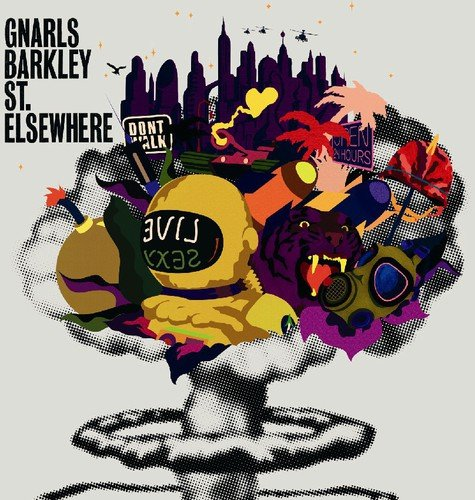 Gnarls Barkley - Gnarls Barkley - Zortam Music
