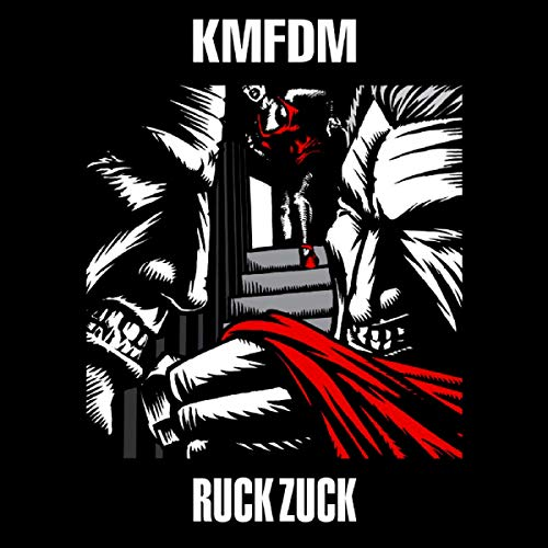 ruck zuck by kmfdm album cover. Black Bedroom Furniture Sets. Home Design Ideas