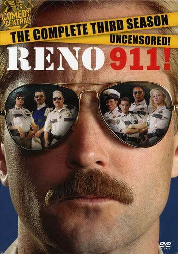 Reno 911 - The Complete Third Season  DVD