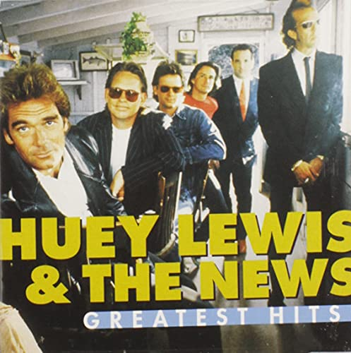 Huey Lewis & The News - Greatest Hits - Zortam Music