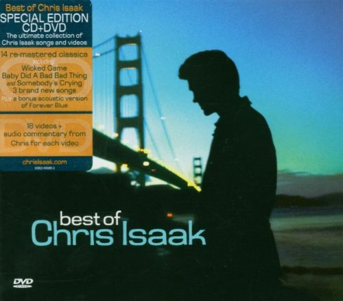Chris Isaak - Best of Chris Isaak (CD + DVD) - Zortam Music
