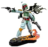 Star Wars - Animated Statue : Boba Fett