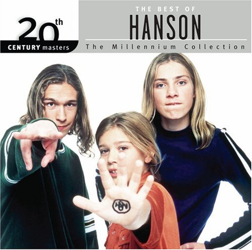 20th Century Masters - The Millennium Collection: The Best of Hanson by Hanson album cover
