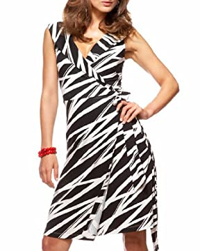 bebe : Zebra Print Wrap Dress :  fashion dress sexy shawl collar