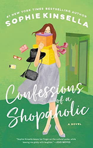 Book Confessions of a Shopaholic