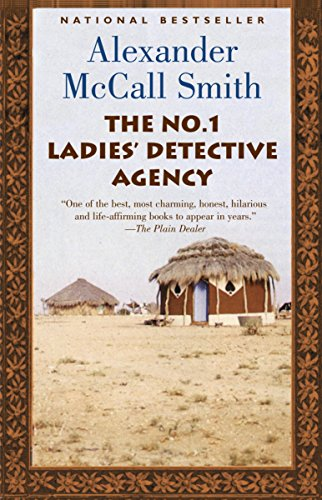 Book The NO 1 Ladies Detective Agency
