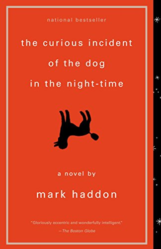 Book The Curious Incident of the Dog in the Night-Time