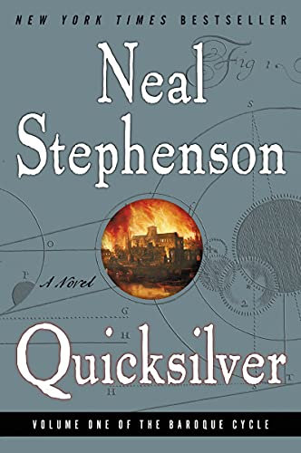 Book Quicksilver