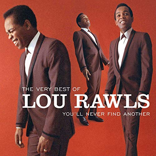 Lou Rawls - The Very Best of Lou Rawls:  You