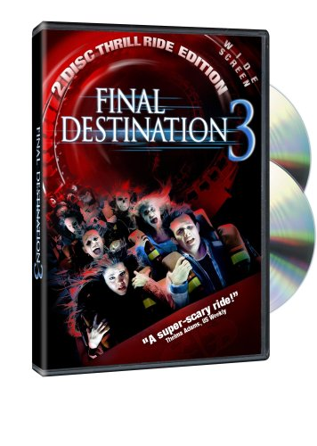 Final Destination 3  DVD