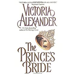 The Prince's Bride (Effington Family Book 4)