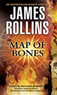 Book Cover: Map of Bones by James Rollins