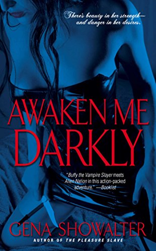 Book Awaken me Darkly