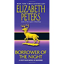 Borrower of the Night: A Vicky Bliss Novel of Suspense (Vicky Bliss Mysteries Book 1)