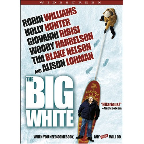 The Big White DVD