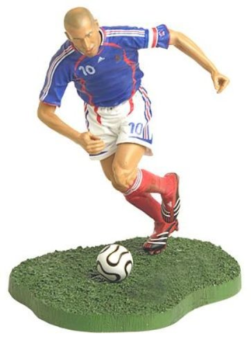 FT Champs - France (World Cup 2006) : 6 Inch Premium Figure - ジダン
