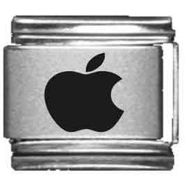 apple italian charm jewelry