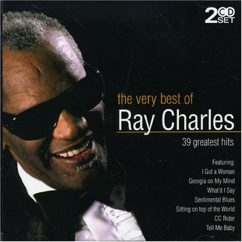 ... Ray Charles >> The Very Best of Ray Charles by Ray Charles album cover