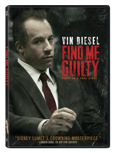 Find Me Guilty  DVD