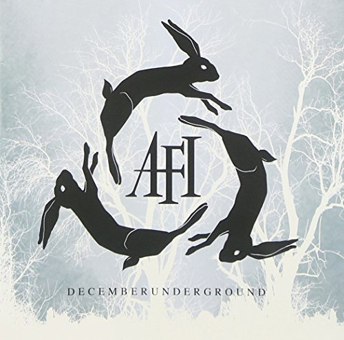 Original album cover of decemberunderground by AFI