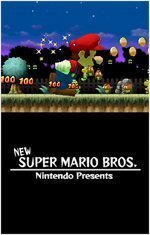 Screenshot: New Super Mario Bros.